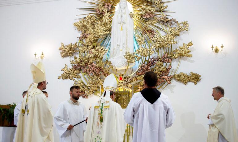 Мати Божа Фатімська вибрала місце в Мацьківцях на Поділлі