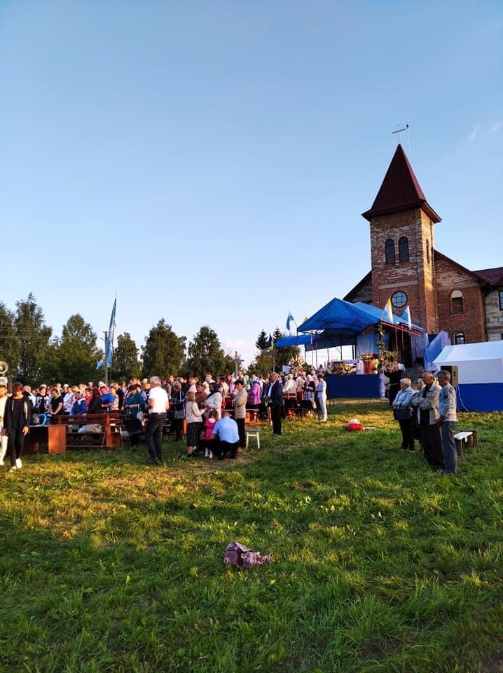 Францисканський костел в Мацьківцях проголошений санктуарієм